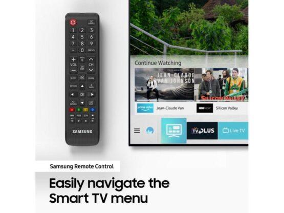 "Samsung LED SMART TV SAMSUNG 65"" UHD 4K 12"