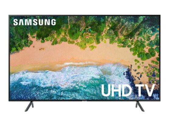 "Samsung LED SMART TV SAMSUNG 65"" UHD 4K 3"