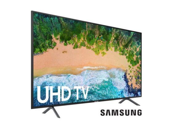 "Samsung LED SMART TV SAMSUNG 65"" UHD 4K 5"