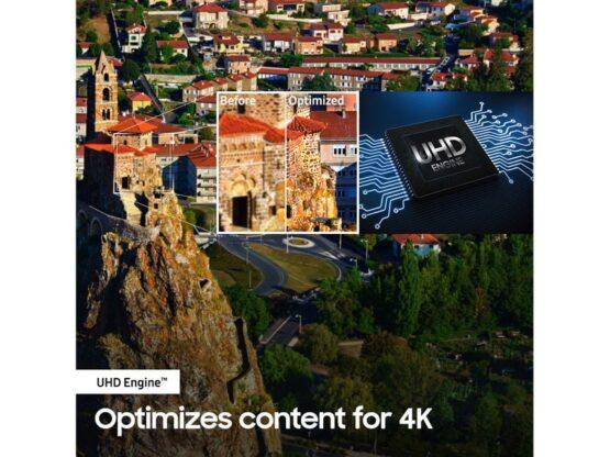 "Samsung LED SMART TV SAMSUNG 65"" UHD 4K 11"