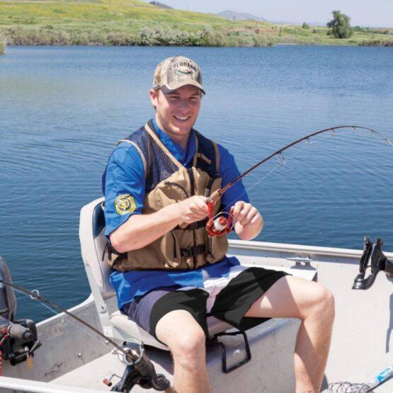 Chaleco Salvavidas & Pesca en PFD AIRHEAD SPORTS 2