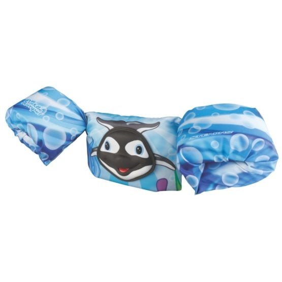 Salvavida para niños Stearns Puddle Jumper Deluxe 3D Series - Orca 1