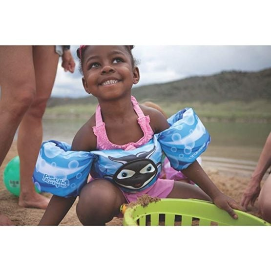 Salvavida para niños Stearns Puddle Jumper Deluxe 3D Series - Orca 5