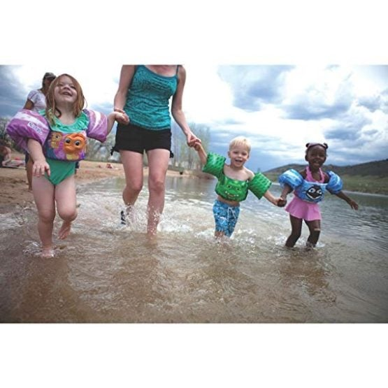 Salvavida para niños Stearns Puddle Jumper Deluxe 3D Series - Orca 4