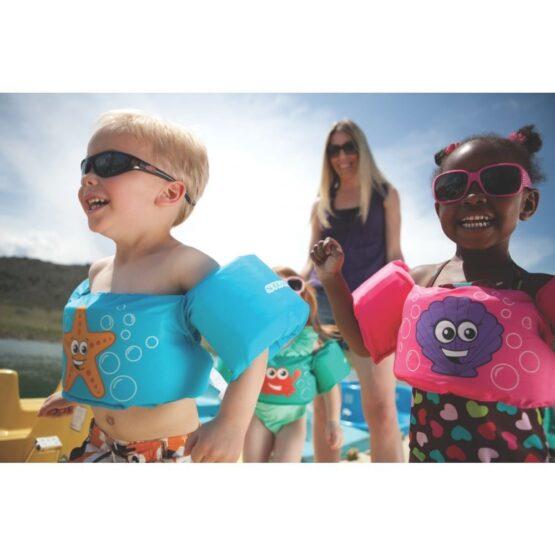 Salvavida para niños Puddle Jumper Lorito 2