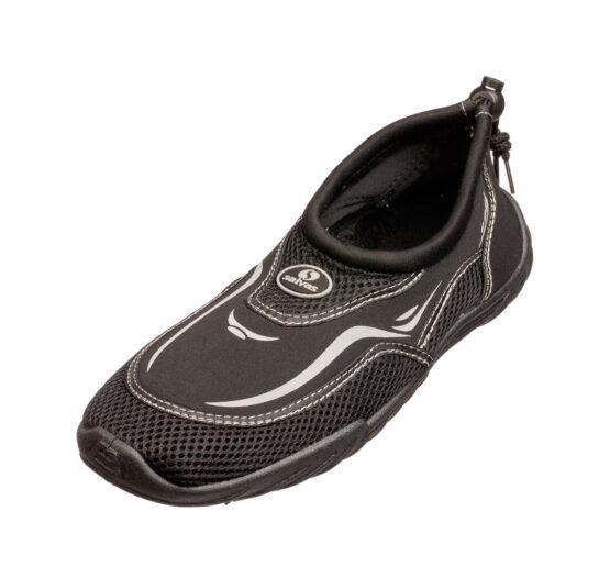Zapatos de playa agua SALVAS Plateado Italia 1