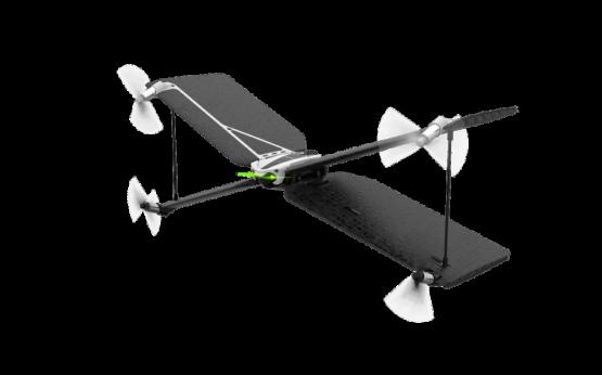 MINI DRONE PARROT MINI SWING FLYPAD 1