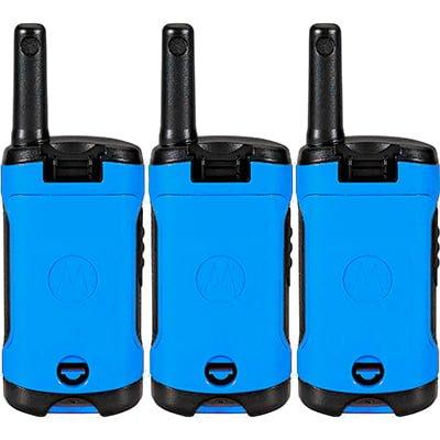 3 Walkie Talkies MOTOROLA Talkabout® T100MC/T100TMC - RADIO 2 VÍAS 2