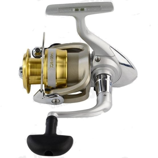 REEL DAIWA FRONTALES SWEEPFIRE4000 SPINNING 2 RUL. REL 5.3:1 4