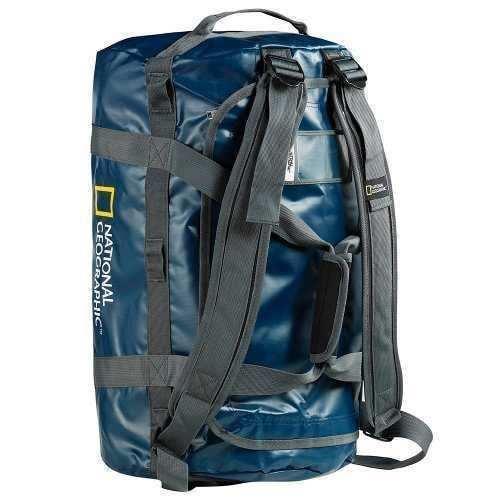 Bolso National Geographic DUFFLE AZUL 50LTS 2
