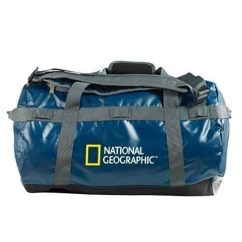 Bolso National Geographic DUFFLE AZUL 50LTS 1