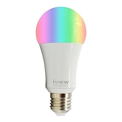 Bombita de Luz LED 9W Wifi Inteligente IVIEW SMART 1