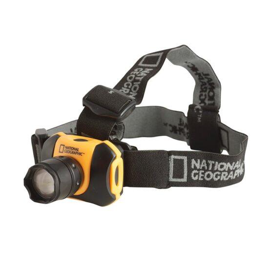LINTERNA DE CABEZA National Geographic - POWER LED 2