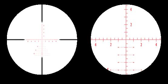 Mira Telescopica Athlon Argos BTR 8-34×56 APMR FFP IR MIL 3