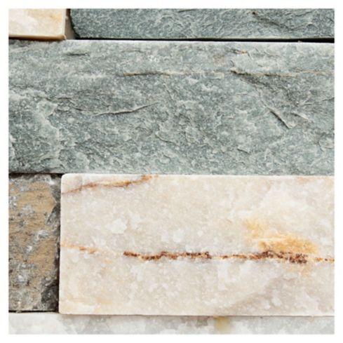 Revestimiento piedra Oxido 60 x 15 cm 0,63 m2 Kastelo 4