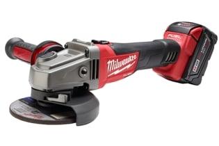 """Amoladora Milwaukee 5"""" (125mm) Fuel 18V con Bateria de 4Ah y Cargador 1"""