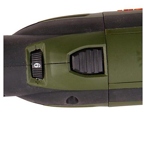 """Amoladora Angular 4 1/2"""" 1010w Ag115 Bauker 6"""