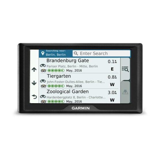 Garmin Drive™ 61 GPS con alertas de conducción 1