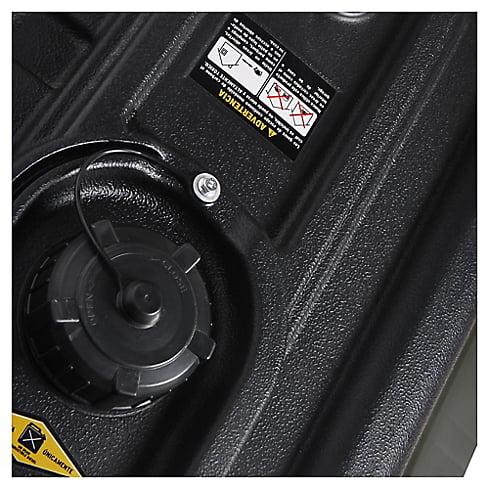 Generador eléctrico a Gasolina 6000W 8,0 hp Bauker 9