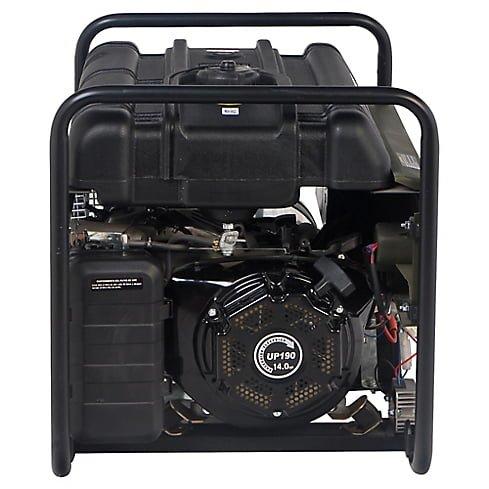 Generador eléctrico a Gasolina 6000W 8,0 hp Bauker 7