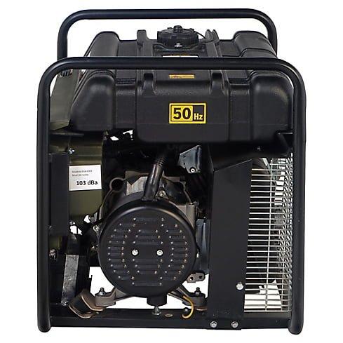 Generador eléctrico a Gasolina 6000W 8,0 hp Bauker 5