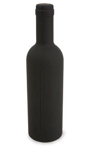 Juego de vino 3 piezas con estuche de botella. 3