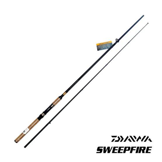 Caña DAIWA SWEEPFIRE® 2,10MTS 2 TR ACC MF 1