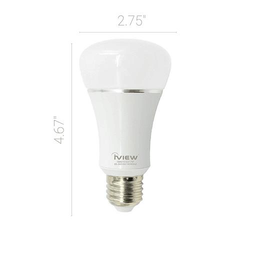 IVIEW - PACK X2 BOMBITA SMART LIGHT BULB ISB610 7