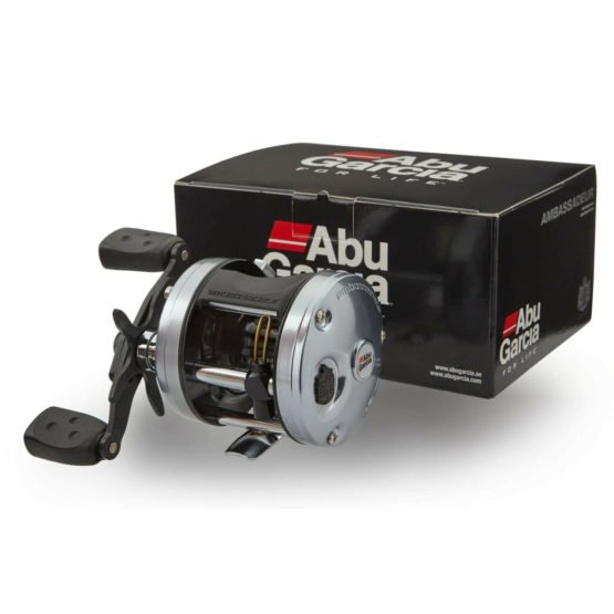 Reel ABU GARCIA® AMBASSADEUR® Classic C3 ROUND 5500 185M X 0,35 MM 6