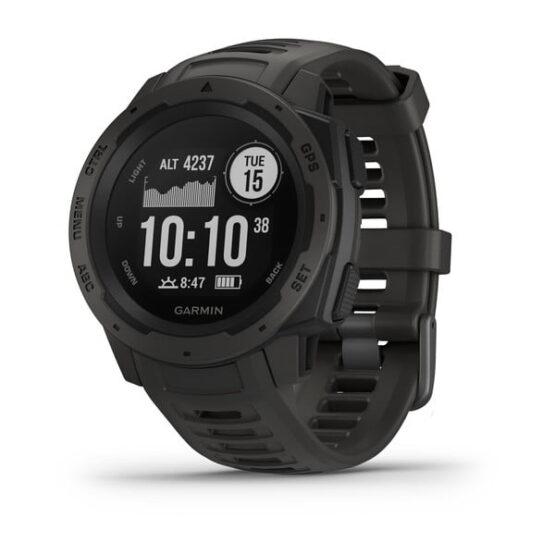 Reloj Garmin Instinct el mejor para Actividades al Aire Libre 3