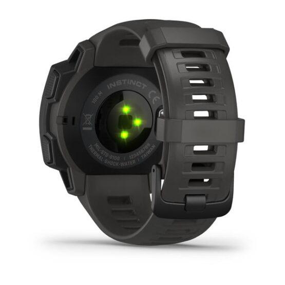 Reloj Garmin Instinct el mejor para Actividades al Aire Libre 5
