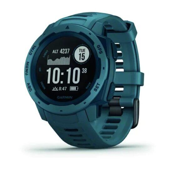 Reloj Garmin Instinct el mejor para Actividades al Aire Libre 10