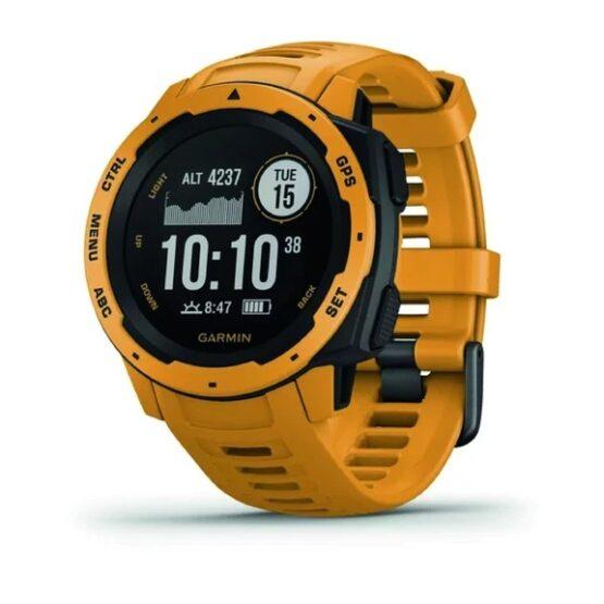 Reloj Garmin Instinct el mejor para Actividades al Aire Libre 12