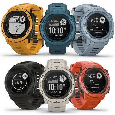 Reloj Garmin Instinct el mejor para Actividades al Aire Libre 1