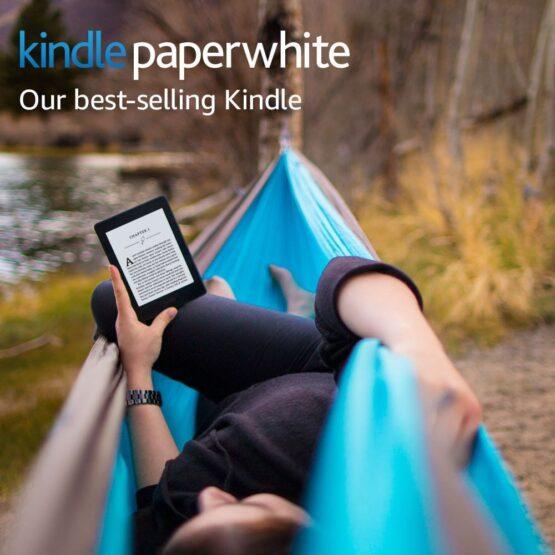 "Amazon - Kindle Paperwhite Lector electrónico de 6""de alta resolución 2"