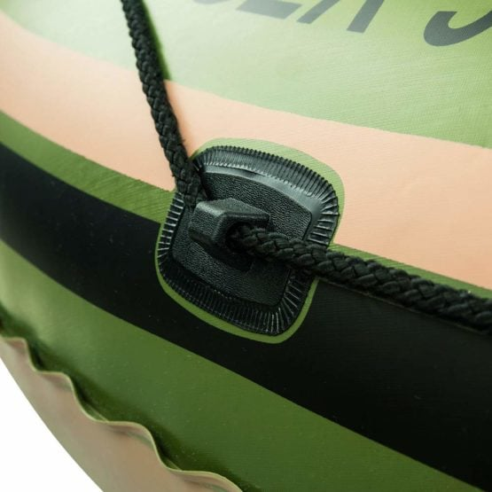 BOTE INFLABLE Hydro-Force™ VOYAGER 500 BESTWAY para 3 personas 8