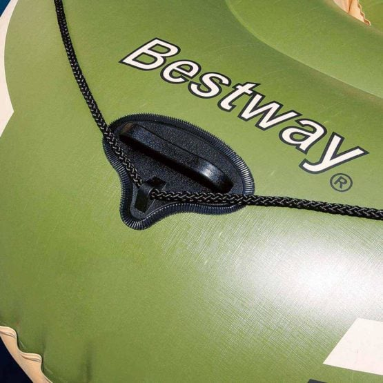 BOTE INFLABLE Hydro-Force™ VOYAGER 500 BESTWAY para 3 personas 4