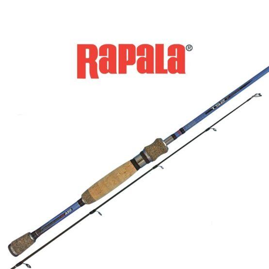 Caña Rapala TS2 B Spinning Carb. 1.95MTS 8-17LBS 2TR 1