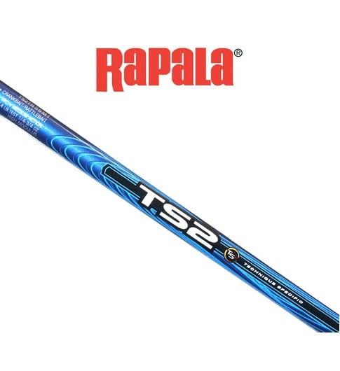 Caña Rapala TS2 B Spinning Carb. 1.95MTS 8-17LBS 2TR 2