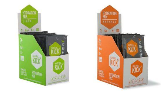 Set de 2 Cajas Hydration Mix® el Suplemento Hidroelectrolítico para deportistas 1