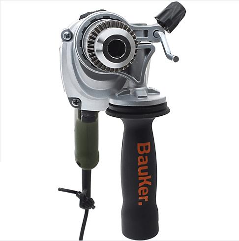 Taladro Percutor Electrico 13 mm 900 W Bauker 3