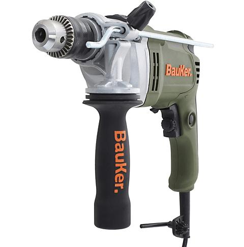 Taladro Percutor Electrico 13 mm 900 W Bauker 5