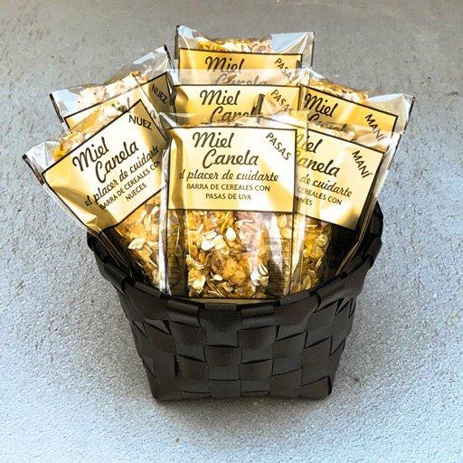 Caja 18 Unidades de Barras de Cereales FIT sin Azucar ni conservantes 1