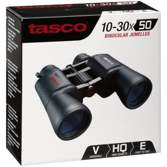 Binocular Tasco Essentials (Porro) - 10-30x 50mm, Estandar 3