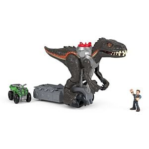 Imaginext Jurassic World Indorraptor Motorizado Fisher Price 2