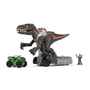 Imaginext Jurassic World Indorraptor Motorizado Fisher Price 4