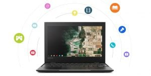 LENOVO 100E CHROMEBOOK N3350/4GB/32GB SSD/CHROME/1CI 20