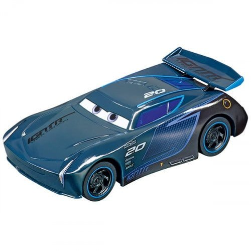 Pista de Carrera Electrica First Disney Pixar Cars 2,9 metros 3