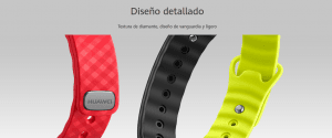 RELOJ INTELIGENTE HUAWEI COLOR BAND A2 15