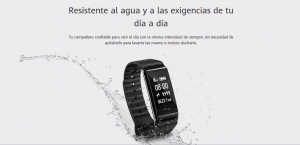 RELOJ INTELIGENTE HUAWEI COLOR BAND A2 17